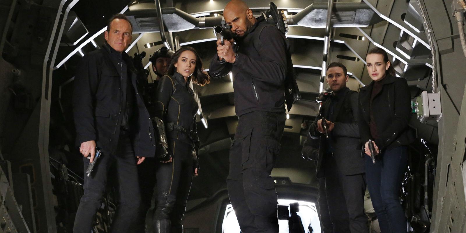 Agent Of Shield Staffel 2 Deutsch